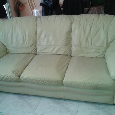 Tapizado y reforzado de sofa colmenar viejo madrid - Precio tapizar sofa ...