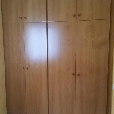 Forrar interior de 2 armarios empotrados en cervell - Forrar armarios empotrados ...