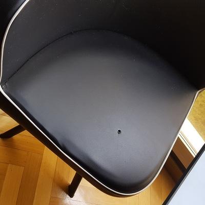 Tapizar silla de polipiel ir n guip zcoa habitissimo - Presupuesto tapizar sillas ...