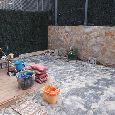 Jardin reforma valdemoro madrid habitissimo - Disenar jardin online ...
