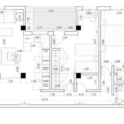 Reforma completa piso 101 m2 construidos valencia for Precio de reforma por m2