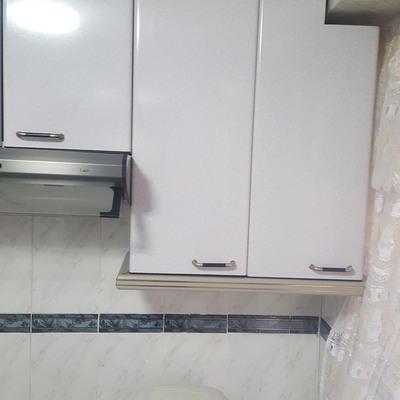 Reforma parcial de cocina y restauracion de muebles - Restauracion de muebles madrid ...