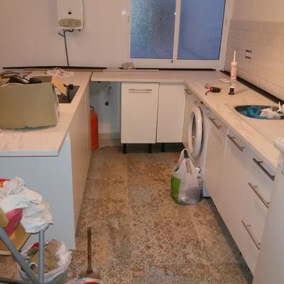Reforma cocina sevilla arenal centro sevilla sevilla - Reformas cocinas sevilla ...