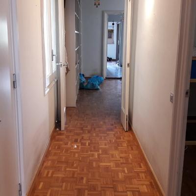 repasar pintar algunas paredes del piso en barcelona