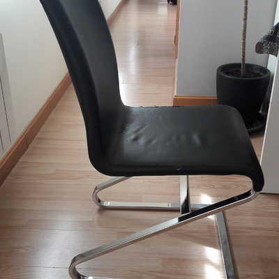 Tapizado sillas comedor bosque chamartin madrid madrid habitissimo - Presupuesto tapizar sillas ...