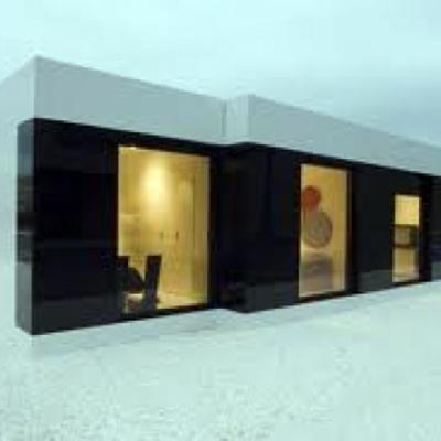 Casa prefabricada modular minimalista cornell de - Casa en cornella ...