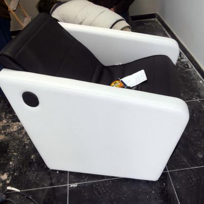 Fundas de plastico transparente para un lavacabezas y dos - Tapiceros en granada ...