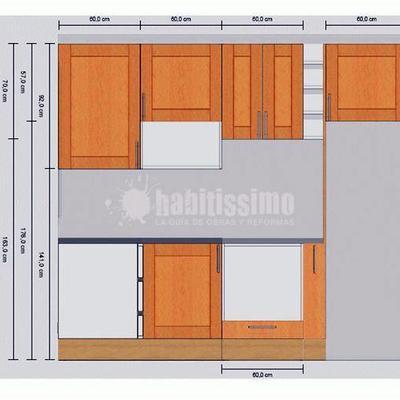 Instalar muebles cocina - Barcelona (Barcelona) | Habitissimo
