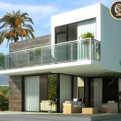200m2 2 plantas casa moderna garaje gandia valencia for Casa moderna 200m2