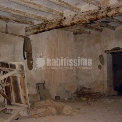 Rehabilitaci n casa de pueblo barcelona barcelona habitissimo - Rehabilitacion de casas ...