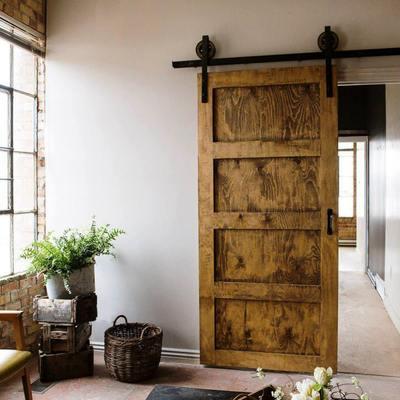 Puertas correderas sin obra merendero utrera sevilla for Puertas interiores rusticas