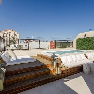 Proyecto de piscina en terraza barcelona barcelona habitissimo - Piscinas de terraza ...