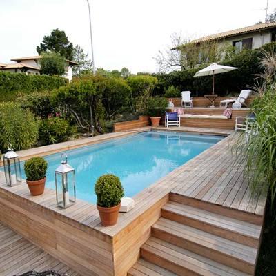 Hacer una piscina sobreelevada bail n ja n habitissimo for Costo para construir una piscina