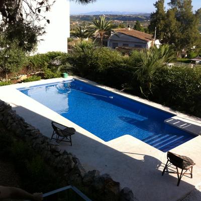 Construcci n piscina alaquas valencia habitissimo - Precio piscina obra 8x4 ...