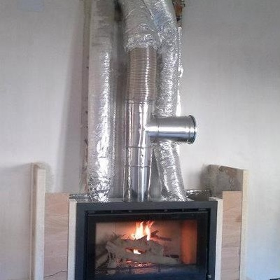 Suministrar caldera vitigudino salamanca habitissimo - Instalar chimenea de lena ...