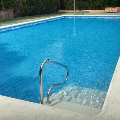 Reforma piscina soto del real madrid habitissimo for Piscinas soto