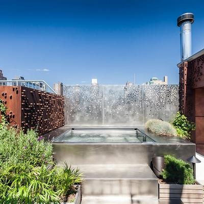 Construir piscina acero galvanizado sese a nuevo toledo habitissimo - Piscinas de acero galvanizado ...