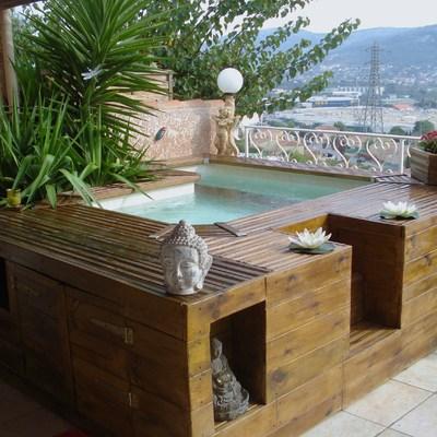 Construir piscina elevada peque a vilanova i la geltr for Piscina elevada obra