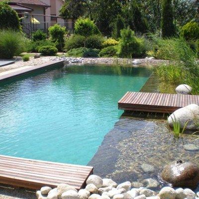Construir piscina natural torralba de calatrava ciudad - Construir piscina natural ...