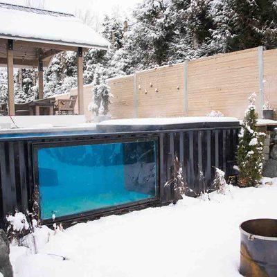 Construir piscina acero galvanizado corbera de baix - Piscinas de acero galvanizado ...