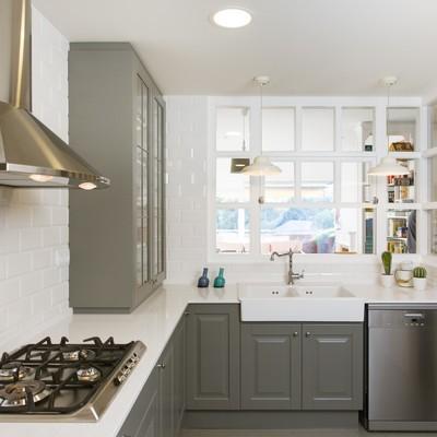 Pintar puertas de muebles de cocina pulianas granada for Muebles de cocina en granada