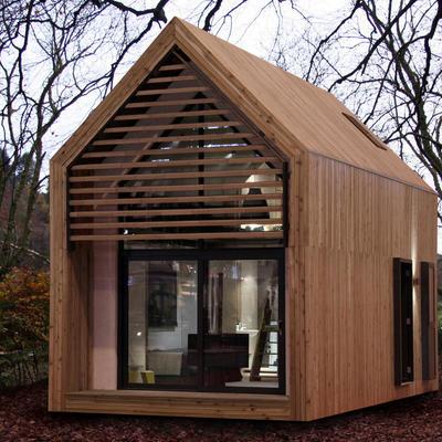 Construir casa prefabricada madera becerril de la sierra - Presupuesto casa prefabricada ...