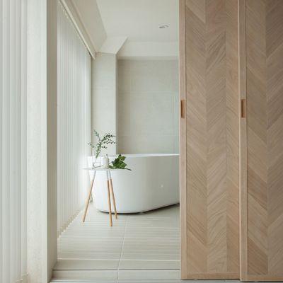 Realizar puertas de madera al techo correderas ver foto - Puertas madera barcelona ...