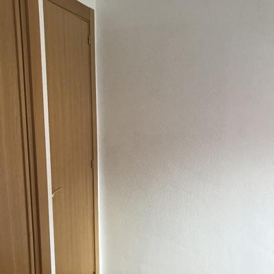 Quitar gotele de una pared de 3 70x2 50 y pintar el resto - Precio quitar gotele ...