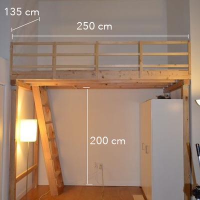 Altillo para cama valencia valencia habitissimo - Como hacer un altillo de madera ...