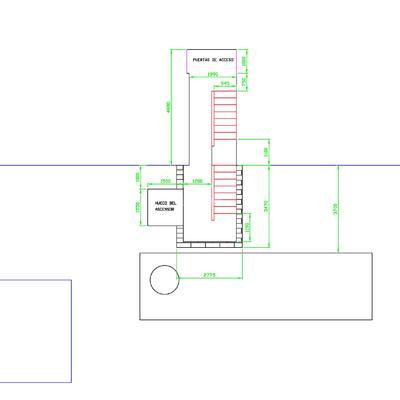 Instalar Ascensor Y Escalera Exterior Edificio 4 Plantas