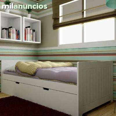 Hacer div n cama nido a medida la cuesta de arguijon for Mueble tipo divan