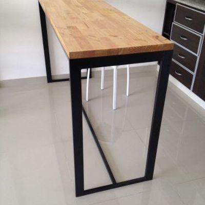 Mesa alta cocina - el Bercial, Getafe (Madrid) | Habitissimo