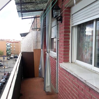 Cerrar una terraza cerramiento de terrazas foto cerrar - Cerrar una terraza ...