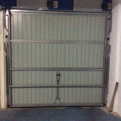 Automatizar puerta garaje barriada santiago murcia - Puertas de garaje murcia ...