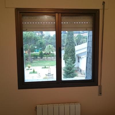 Cambiar 2 ventanas por ventanas pvc oscilobatientes las for Cambiar instalacion electrica sin rozas