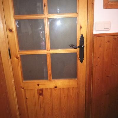 Puerta interior rustica l 39 eliana valencia habitissimo for Puertas interior valencia