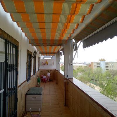 Cerrar una terraza e instalar ventanales vistazul dos - Cerrar una terraza ...