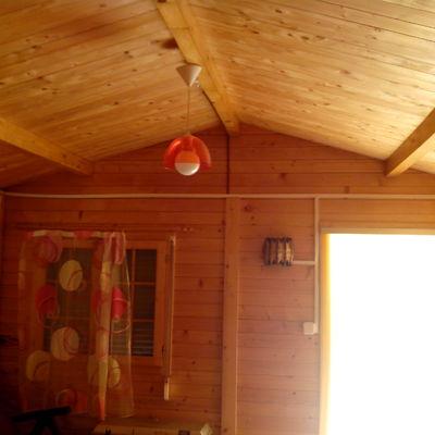 Techo casa madera cullera valencia habitissimo - Casas de madera valencia precios ...