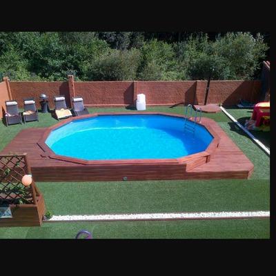 Tarima en sevilla para piscina mairena del alcor for Piscina mairena del alcor 2017