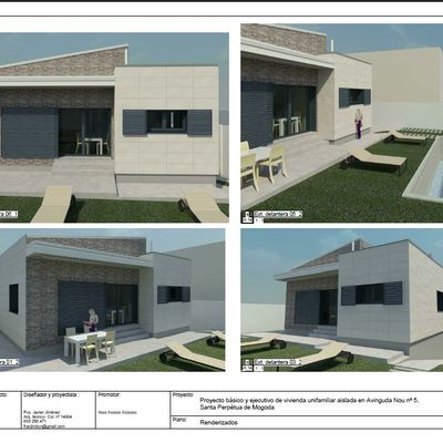 Construir fachada ventilada santa perpetua de la mogoda - Precio fachada ventilada ...