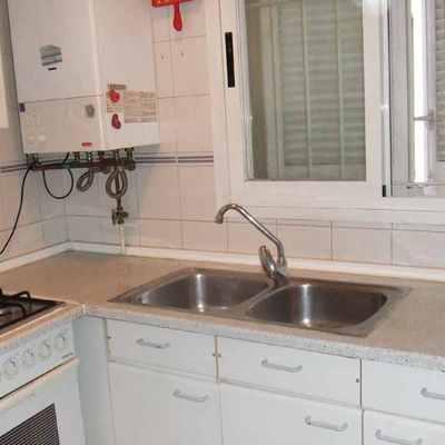 Dise ar y reformar por completo cocina peque a sitges for Disenar mi cocina online