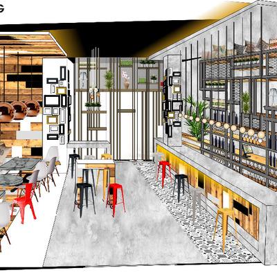 Proyecto y reforma de un local diafano para bar aranda de duero burgos habitissimo - Presupuesto para montar un bar ...
