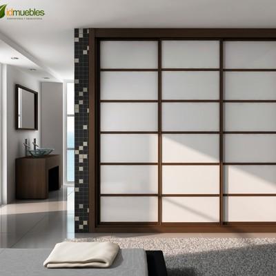 armario empotrado de 2 puertas correderas estilo japon s 1
