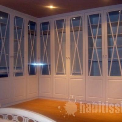Lacar puertas de armarios pozo de guadalajara for Lacar puertas en blanco