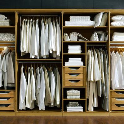 Armario empotrado para alcoba o vestidor mora toledo for Armarios economicos online