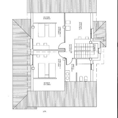 Construir casa unifamiliar vigo pontevedra habitissimo for Casa planta vigo