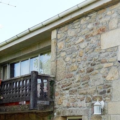 Cerramento de balc n arca a estrada pontevedra for Ventana balcon medidas