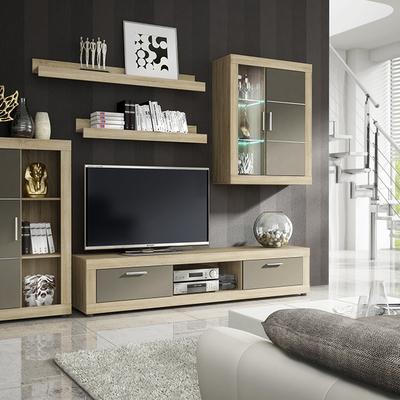 Colgar mueble y dos estanterias en pladur alcorcon for Tu mueble alcorcon