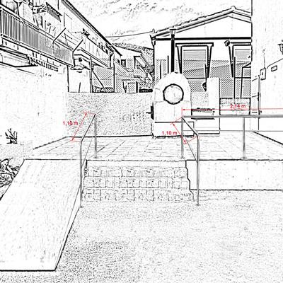 Barandilla_patio_La_Azohía_Arturo_Botí_1