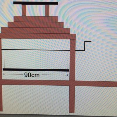 Barbacoa de ladrillos con chimenea torrelodones madrid - Trabajo en torrelodones ...